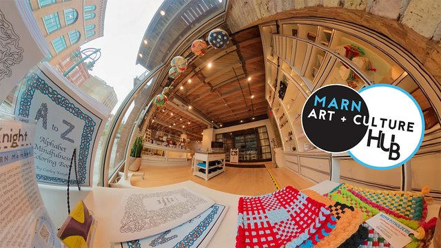 Coffee + Wine by Interval at the MARN Art + Culture Hub