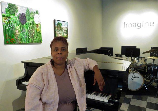 Kai Simone - Jazz Gallery Center for the Arts